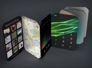 دفترچه تلفن هوشمند، طراح llshat Garipov - بازدید 6790