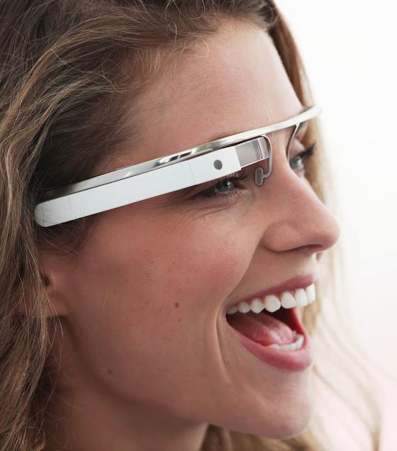 پروژه ی عینک گوگل