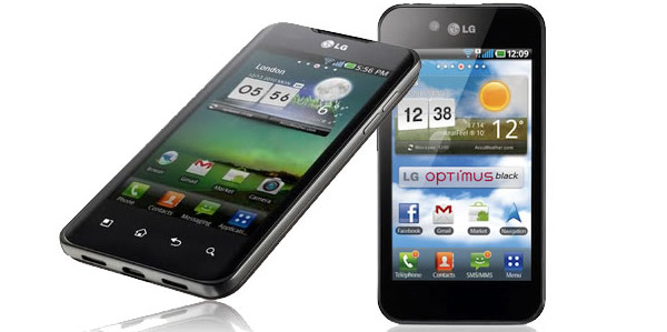 LG Optimus Black